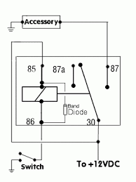 likeable how to identify a relay's pin configuration as awesome 6 Pin Relay Wiring Diagram fascinating 5 pin relay schematic,relay wiring diagram images database with wiring diagram for 6 pin flasher relay wiring diagram