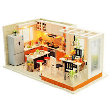 dollhouse furniture diy. Image Is Loading Modern-Kitchens-Handmade-Dollhouse-Furniture-Miniature-Diy- Dollhouse- Dollhouse Furniture Diy