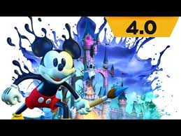 infinity 4 0. should they have an epic mickey playset in disney infinity 4.0 ? 4 0 i