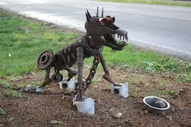 Image result for old junk yard dog