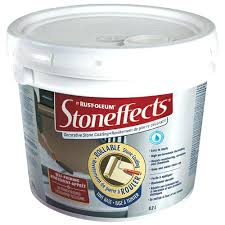 rustoleum stoneffects countertop coating stone coating