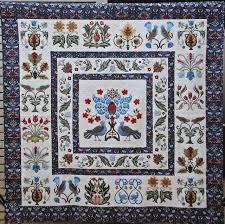 William Morris in Quilting: Quilt Gallery and Patterns &  Adamdwight.com