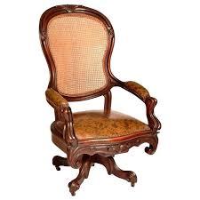 victorian office furniture. Victorian Desk Chair Rococo Swivel Office  Furniture L