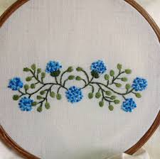 French Knot Stitch Designs French Knots French Knot Embroidery Embroidery Stitches