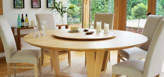 round dining table for 8 with lazy susan modern home design large round dining table with