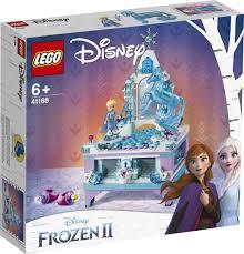 <b>Конструктор LEGO Disney</b> Frozen 41168 <b>Шкатулка</b> Эльзы ...