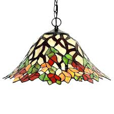 stained glass ceiling shades stained glass hanging lamp hardware tiffany stained glass pendant light shade past