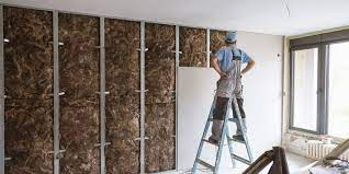 how much does drywall installation or