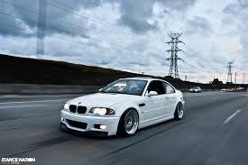 BMW 5 Series bmw m3 in white : Snow White.   StanceNation™ // Form > Function