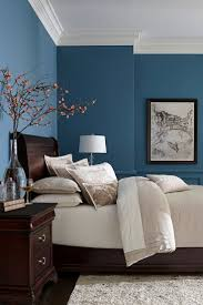cozy blue black bedroom. Room Color Ideas Cozy Blue Bedroom Wall Colors Master Wood Trim Cozy Blue Black Bedroom
