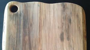 wood cutting boards can easily warp if you let too much moisture get to them for extended periods of time fortunately you can fix it by warping it back