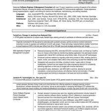 Modern Network Administrator Resume Good Sample Resume Senior Software Engineer Best Modern Template