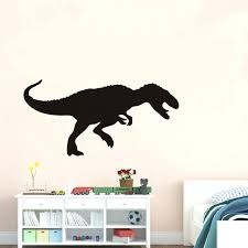 dinosaur wall decal with t dinosaur wall sticker for kids room removable vinyl wall decal for living dinosaur wall decals target daa