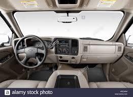 2006 Chevrolet Silverado 2500 LT in Black - Dashboard, center ...