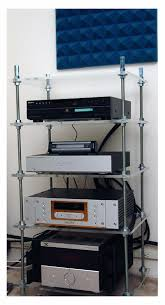 audio equipment rack. I Hate Spending My Audio Budget On Things That Don\u0027t Produce Music, Like Equipment Racks. Until Recently, Got Along Quite Well With Inexpensive Coffee Rack