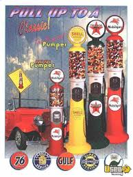 Gas Pump Vending Machine Extraordinary New Used Vending Machines Bulk Candy Gumball Vending Machines