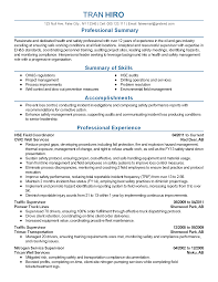 Oil And Gas Project Manager Resume Free Resume Example And