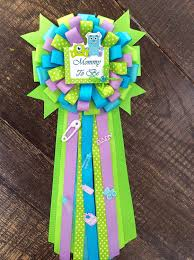 Monster Inc Baby Shower Decorations Monsters Inc Baby Shower Etsy