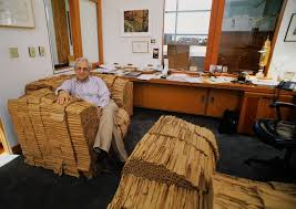 cardboard furniture design frank gehry in his office cardboard office furniture