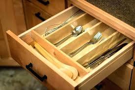 kitchen silverware drawer organizer flatware drawer organizer makeup drawer dividers organizer drawers utensil
