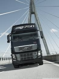 Volvo Truck Ultra HD Desktop Background ...