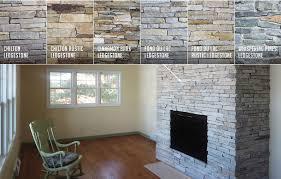 ledgestone stacked stone veneer style
