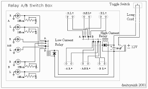 ab box diagram wiring diagram site simple yet versatile relay controlled a b switch box ab wheel diagram ab box diagram