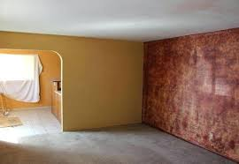 sponge painting walls color design face techniques