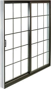 sierra pacific windows door sliding