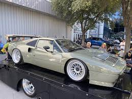 See more ideas about ferrari 328, ferrari, ferrari car. Ferrari 328 Gts On Rotiforms And Air Ride At Sema 2019 Ferrari 328 Sema 2019 Air Ride