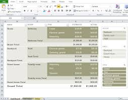 Home Remodel Estimate Template Free Home Renovation Budget Template Excel Tmp