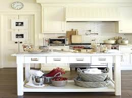 pottery barn kitchen island islands endearing ideas used of find
