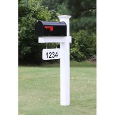 Decorative Mail Boxes Mailbox Posts Stands You'll Love Wayfair 73