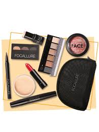 best 8pcs beauty makeup kit with bag