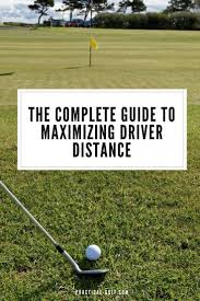 Golf Driver Distance Chart Golf Driver Distance Test Swing Speed Comparisons Optimum