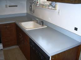 our countertop was in great shape structurally but had many superficial scratches and stains the color also did not go with the laminate floor we put in a