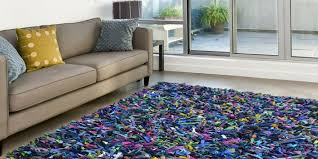 leather gy rug
