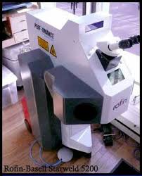 laser welder for jewelry repair