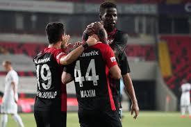 Gaziantep FK 2-2 Kasımpaşa (Maç... - Gaziantep Yerel Haber