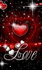 free love hearts mobile phone