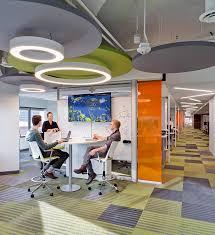 Corporate Office Interiors HITT