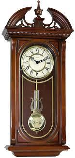 franz hermle wall clock chiming wall clock franz hermle tempus fugit grandfather clock