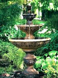 solar water fountain for pond water fountains