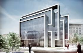 office block design. Office Block Design. Design B 2d Interior
