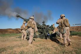 Marine Artilery Marine Corps Artillery Post In Syria Has Moved Commandant Says