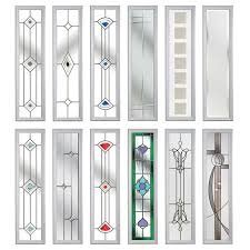 composite doors oxford glass options from solidor