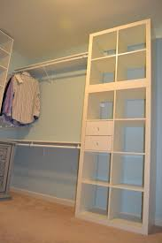 Expedit Closet - good for all the white expedits we no longer want ...