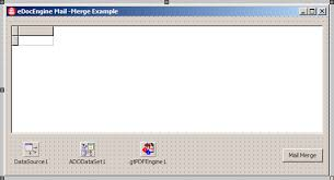 A Delphi Mail Merge Example With Edocengine Vcl 3