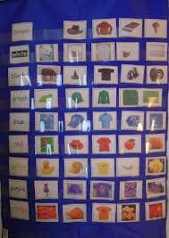 Color Sort And Graph Pocket Chart Game Free Printables In