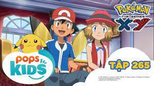 Pokémon Tập 265 - Pikachu Là Ngôi Sao? Tham Gia Đóng Phim! - Hoạt Hình  Tiếng Việt Pokémon S18 XY - Pokemon Video Game Play